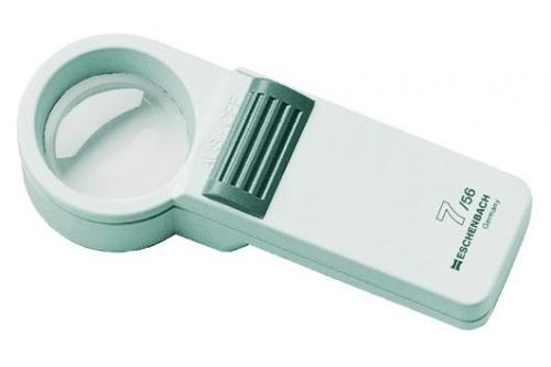 Illuminated pocket magnifiers, mobilux® ECONOMY