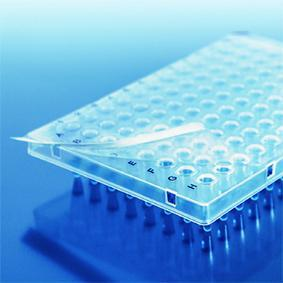 Package BRAND® Premium PCR plates + BRAND® PCR Sealing film