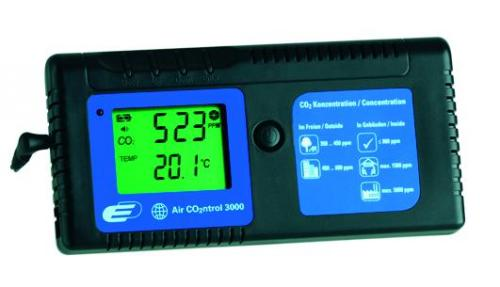 CO2 Meter, Air CO2ntrol 3000