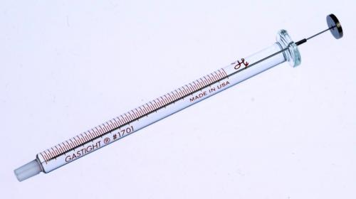 Microlitre syringes, 1700/1000 series, with LT and gas-tight