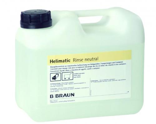 Helimatic® Rinse, neutral