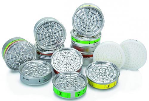 74170c01bf1 Respiratory ochranné - Plug-In filtry pro polomasky 620 N a 620 S