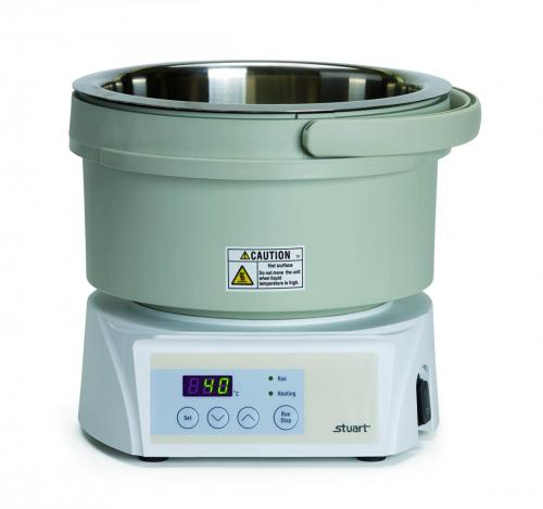 Water bath RE400DB for rotary evaporators
