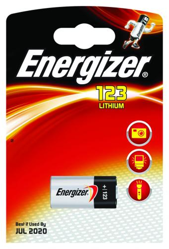 Lithium Photo baterie Energizer