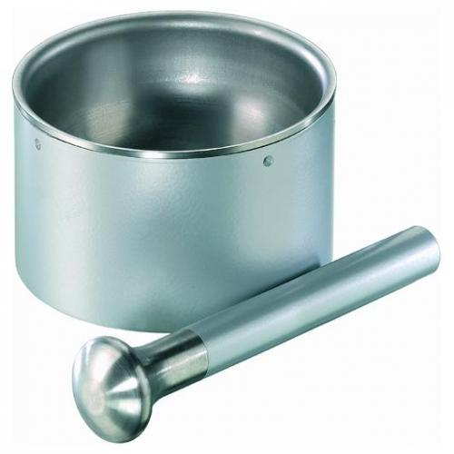 Mortar and pestle sets, stainless steel