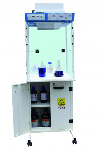 Workstation s Deaerated skladovací Cabinet LABOPUR® H Package