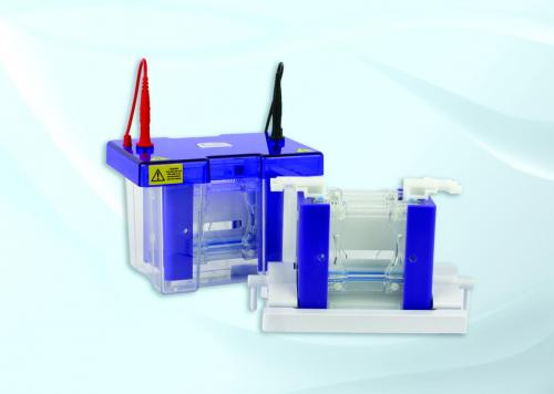 Gel electrophoresis package omniPAGE TETRAD Mini-Set
